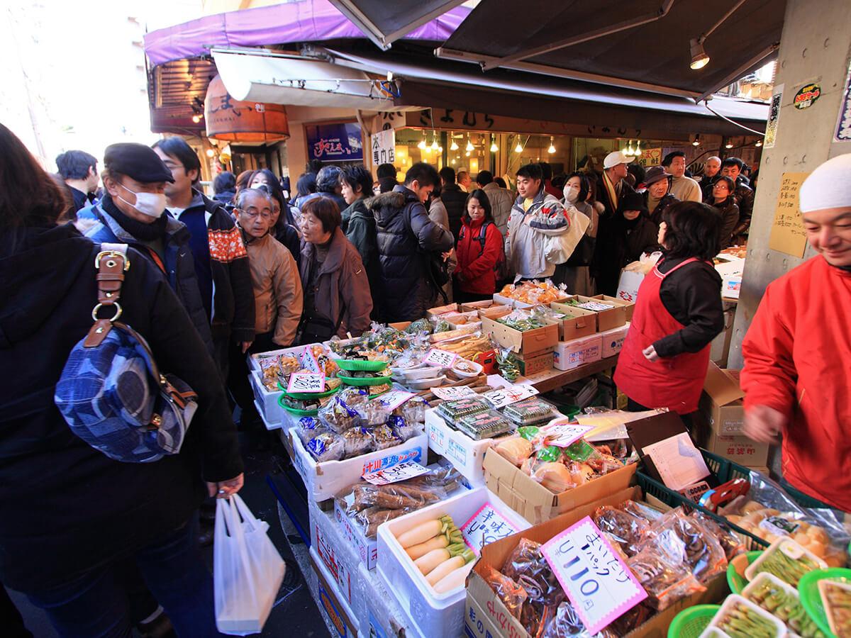 Tsukiji Outer Market_2