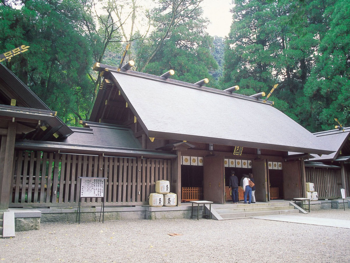 Amano-iwato Shrine and Amano Yasugawara_3