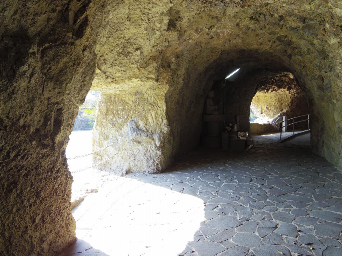 Ao-no-domon Tunnel_2