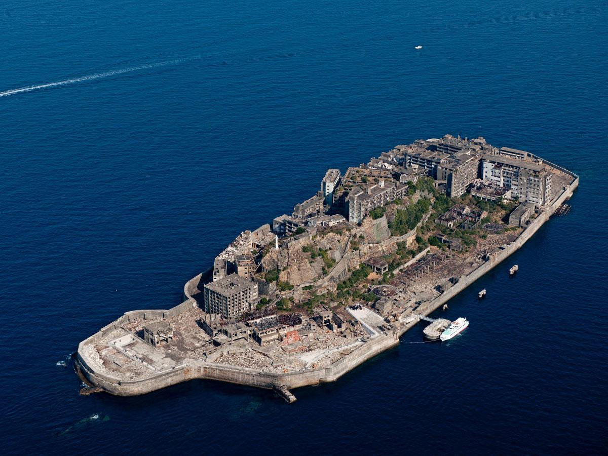 Hashima Island (Gunkanjima, Battleship Island)_3
