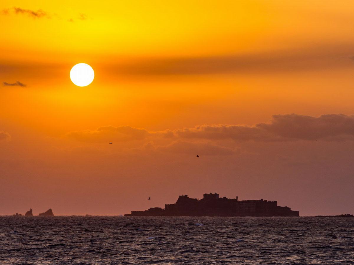 Hashima Island (Gunkanjima, Battleship Island)_4