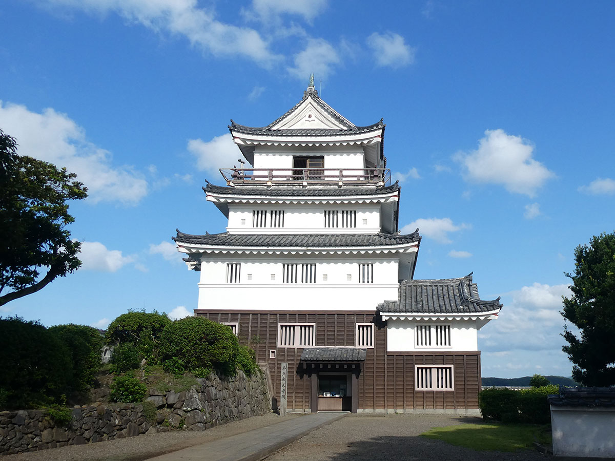 Hirado Castle _3