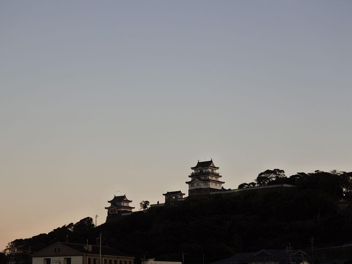 Hirado Castle _4