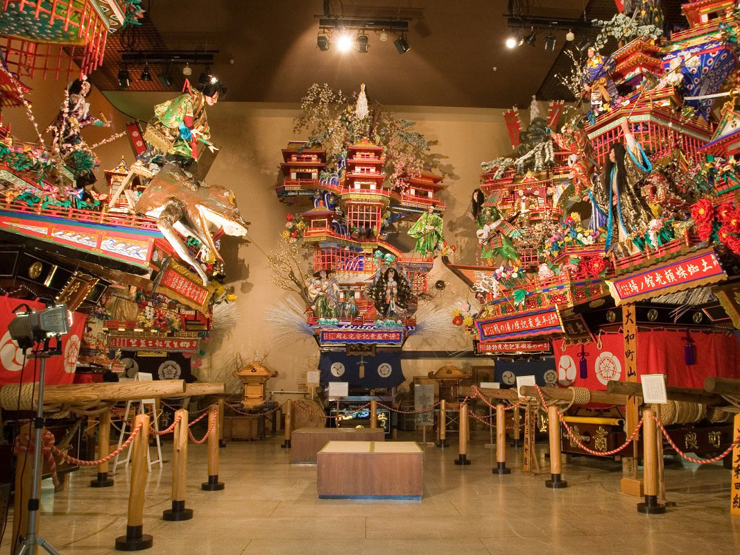 Hita Gion Yamaboko (Festival float) Hall_2
