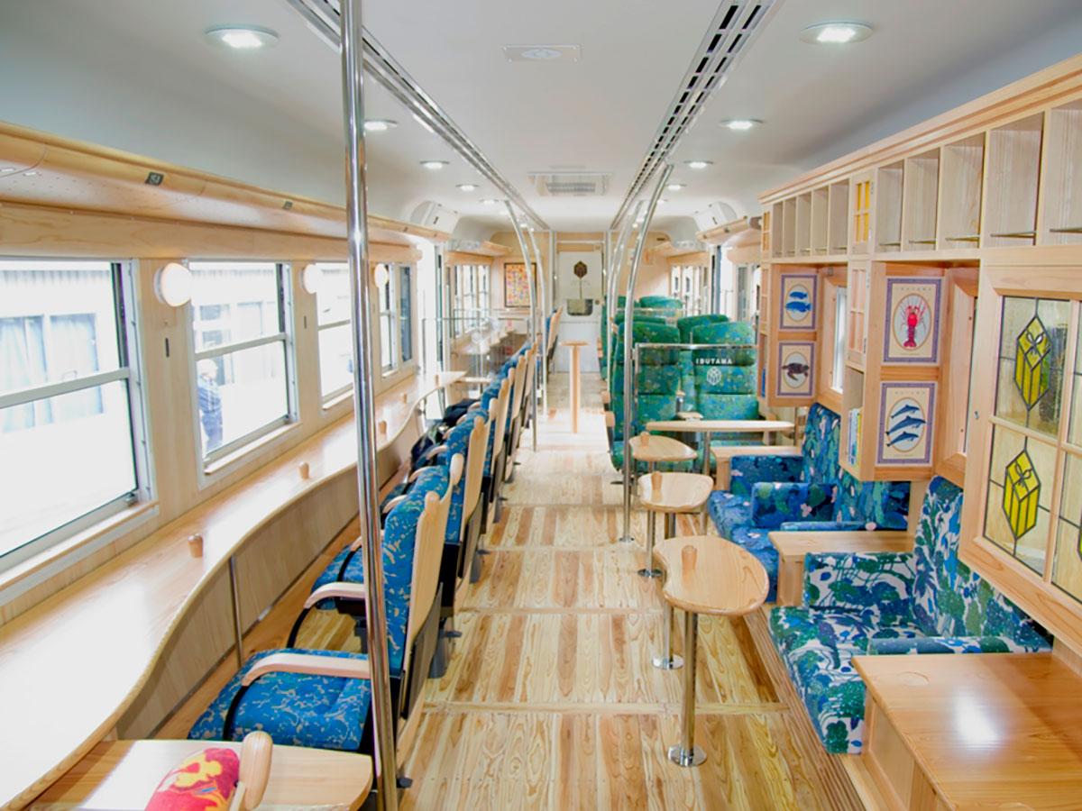 Ibusuki no Tamatebako JR Kyushu limited express Kagoshima-chuo Station – Ibusuki Station_3