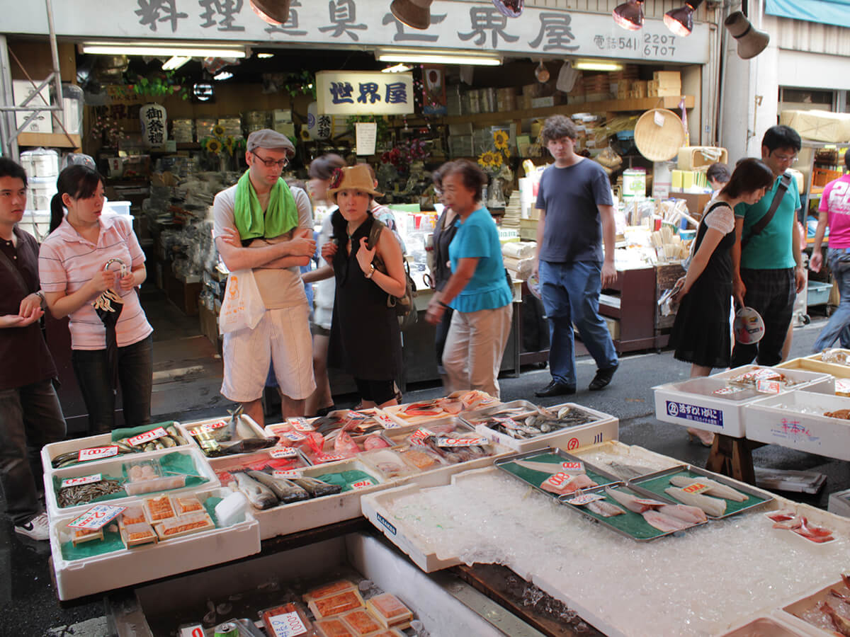 Tsukiji Outer Market_3