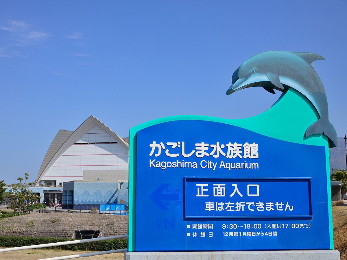 "Kagoshima City Aquarium ""Io-world""_3"
