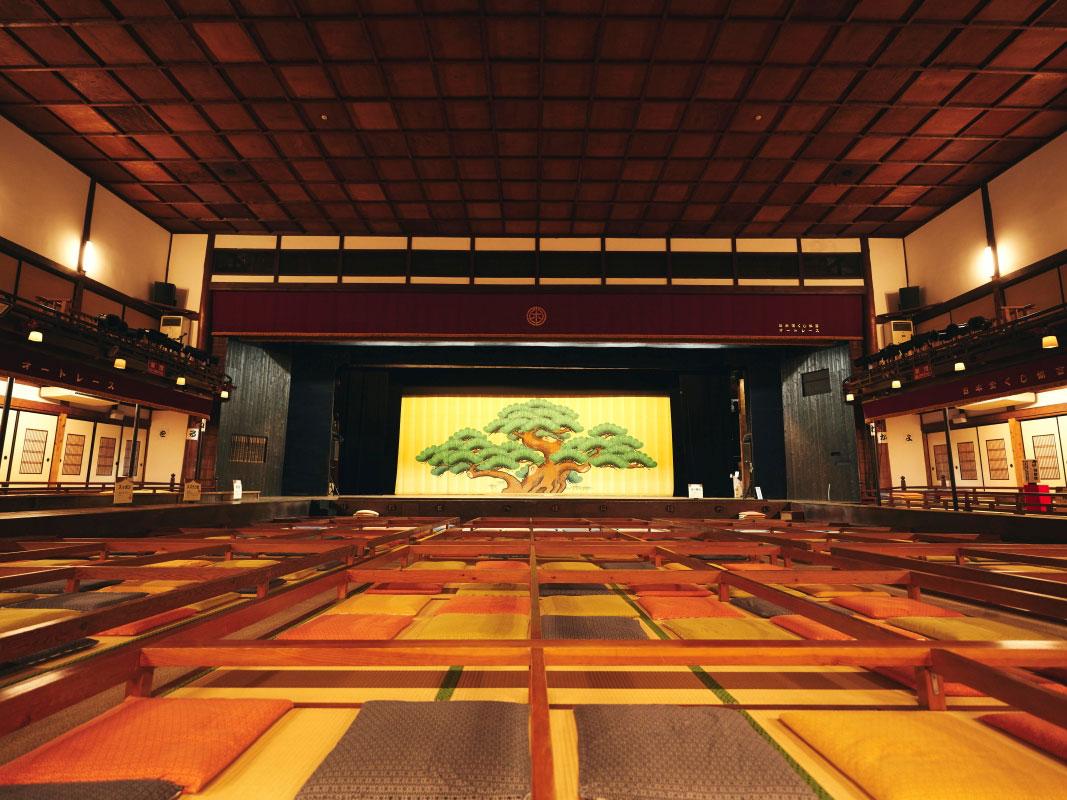 Kaho Gekijo Kabuki Theater_1