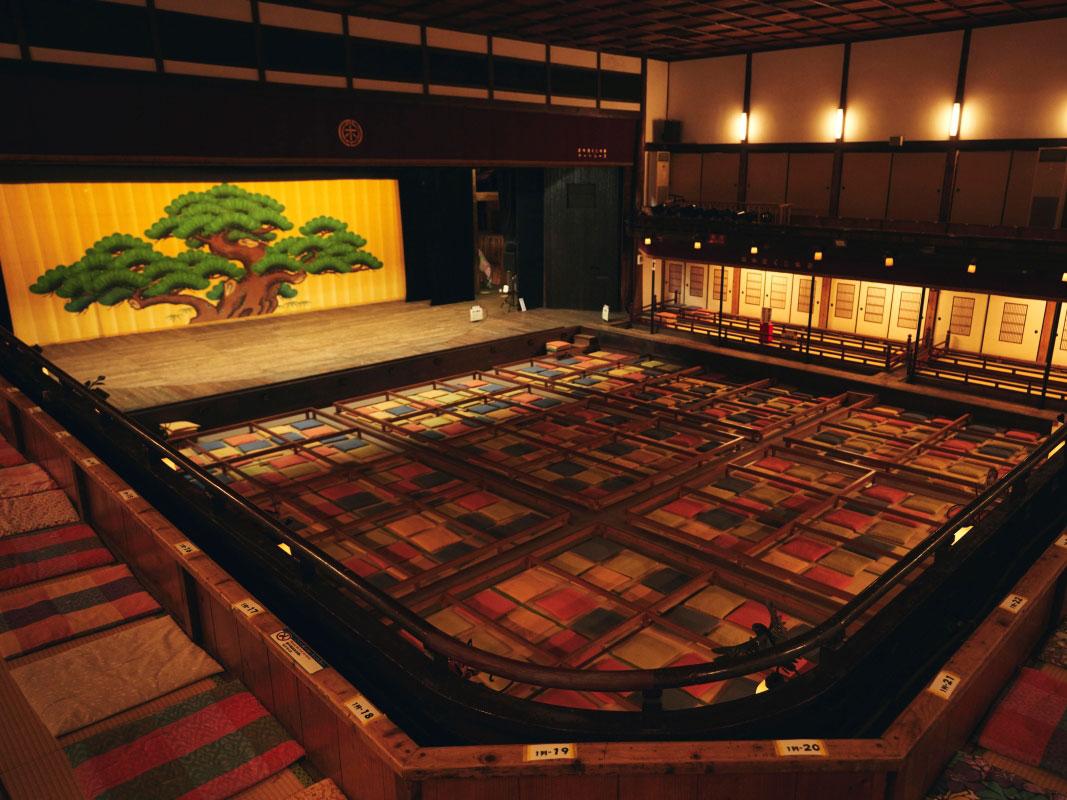 Kaho Gekijo Kabuki Theater_3