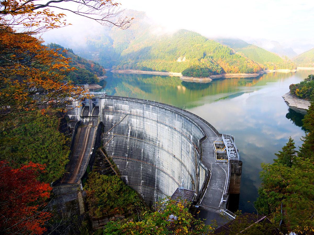 Kamishiiba Dam_1