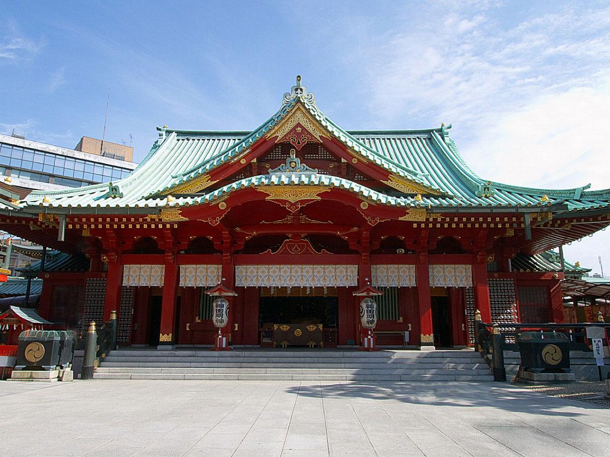 Kanda Myojin Shrine_2