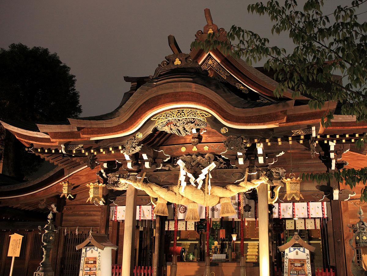 Kushida Shrine_3