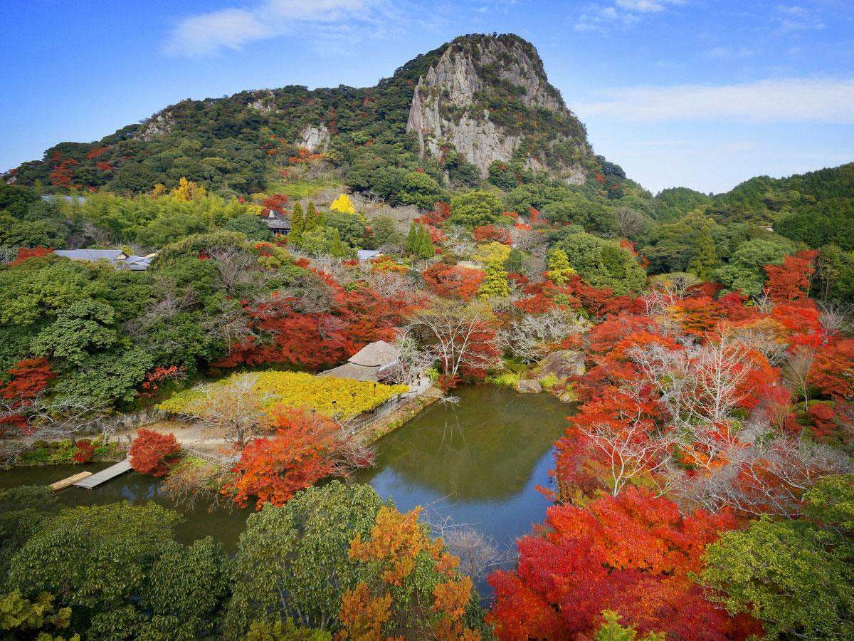 สวนมิฟูเนะยามะ ราคุเอน_2