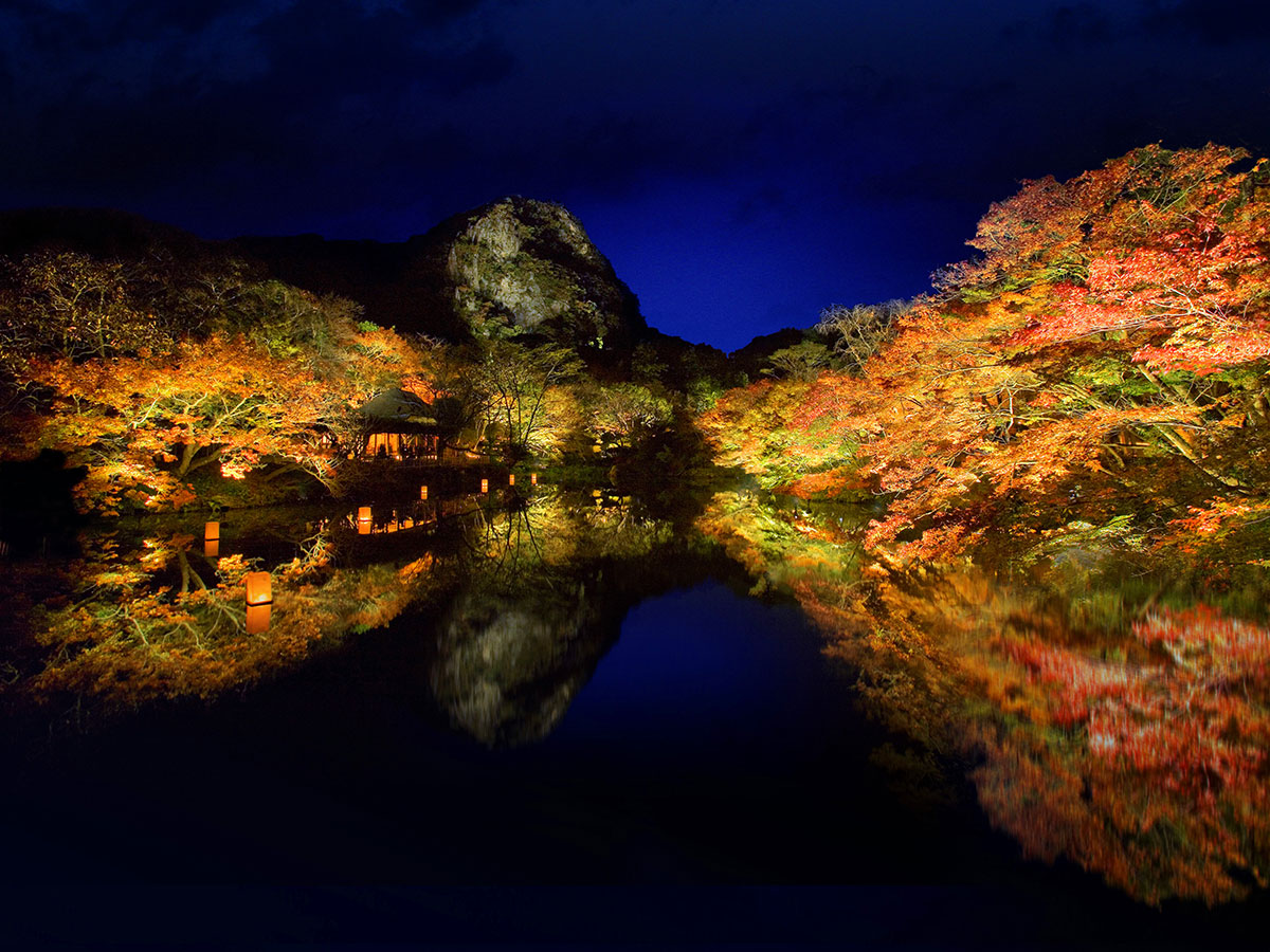สวนมิฟูเนะยามะ ราคุเอน_3