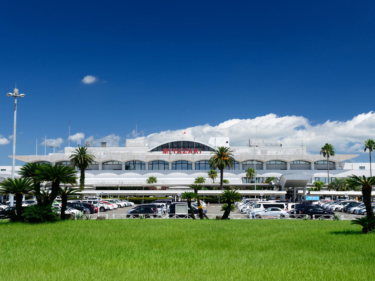 Miyazaki Airport (Miyazaki Bougainvillea Airport)_2