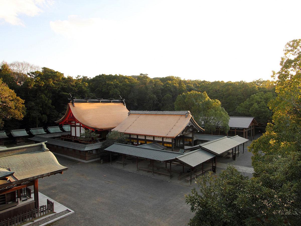 Munakata Taisha Shrine_2