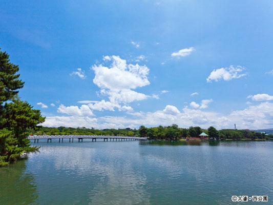 Ohori Park_1