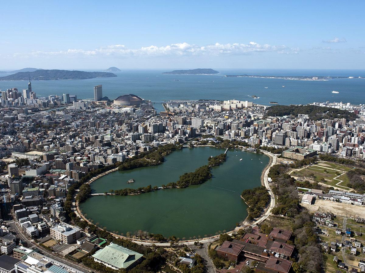 Ohori Park_4