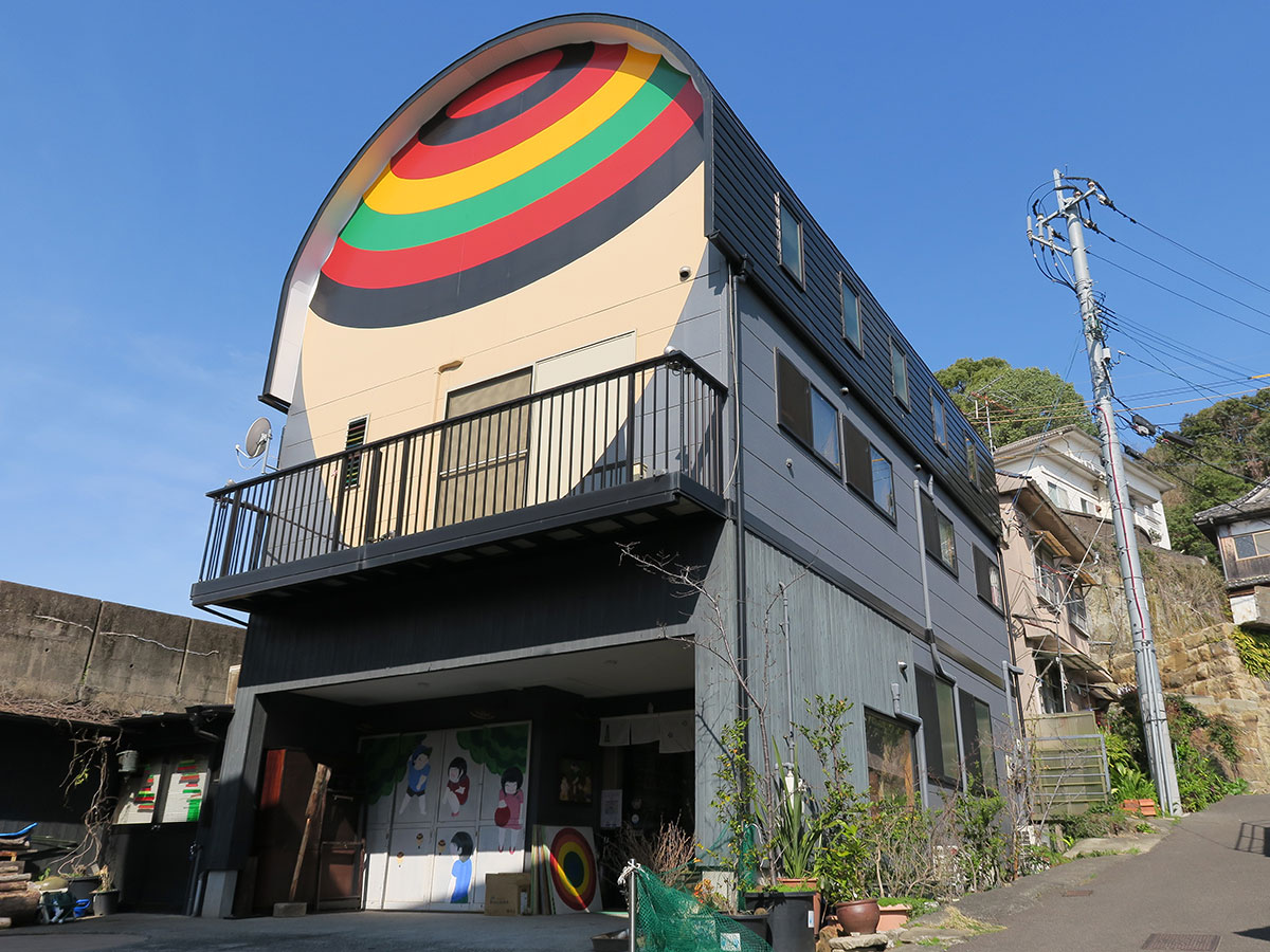 Sasebo Koma (Spinning Top) Painting Experience_2