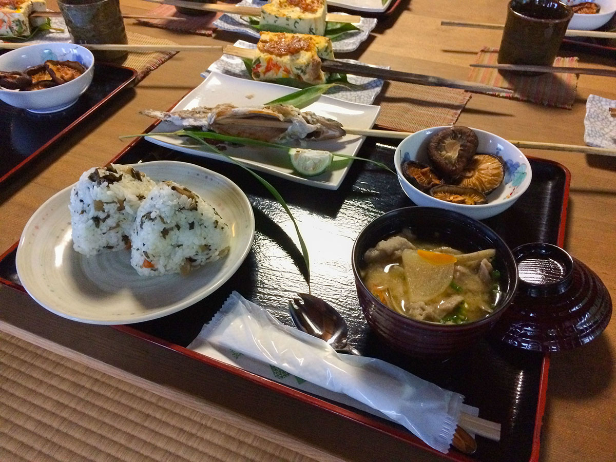Culinary experience in a Shiiba old Japanese-style house (designated a Tone River Important Preservation District for Groups of Traditional Buildings)_3