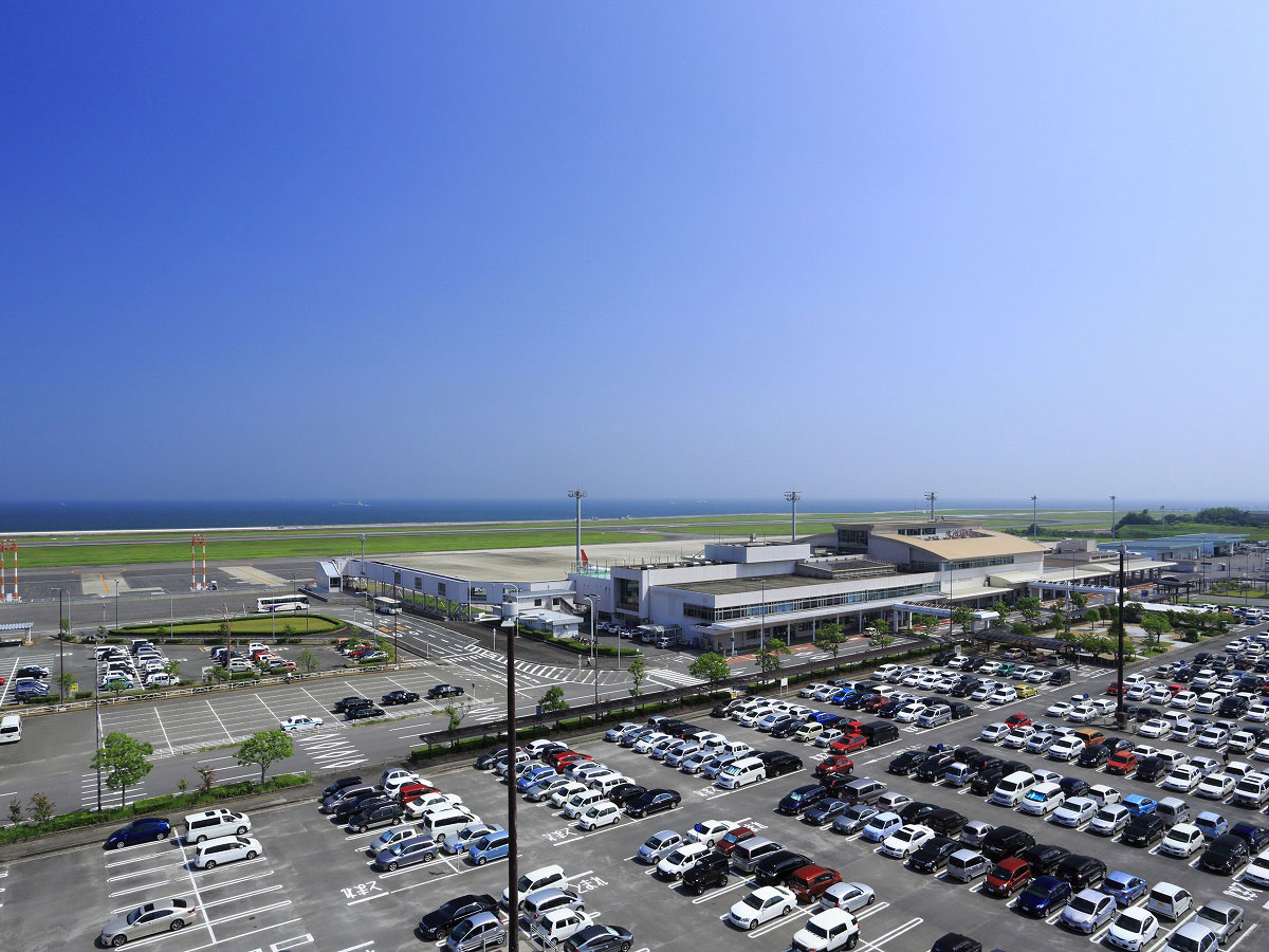 Flughafen Oita_1