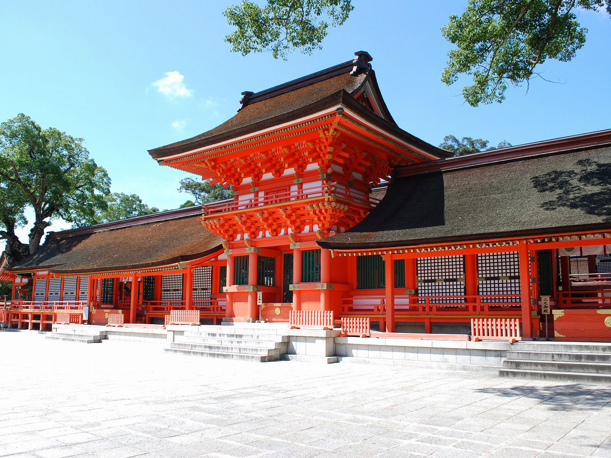 Usa Jingu Shrine_1