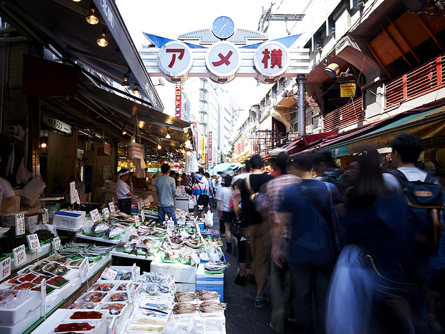 Ameyoko(Shopping Street)_1