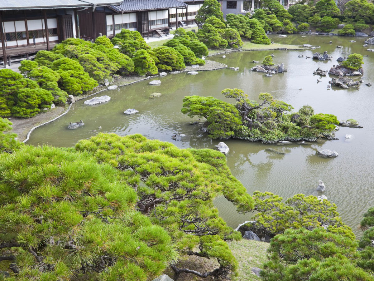 Tachibana Gardens<br>National Site of Scenic Beauty_3