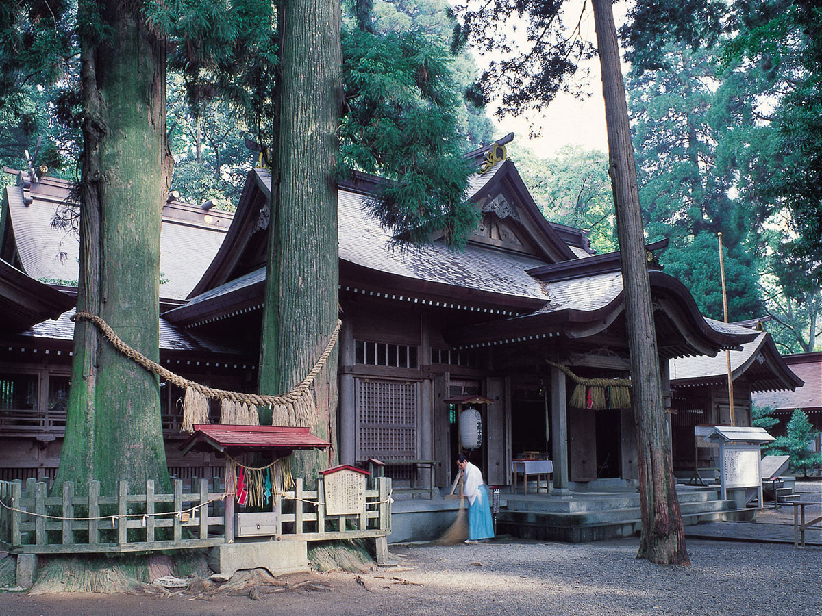 Takachiho Shrine_1