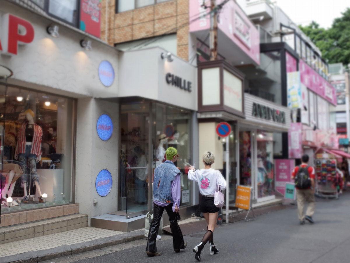 Harajuku Takeshita Street_2