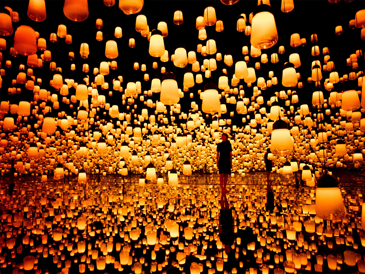 teamLab Borderless Odaiba_2