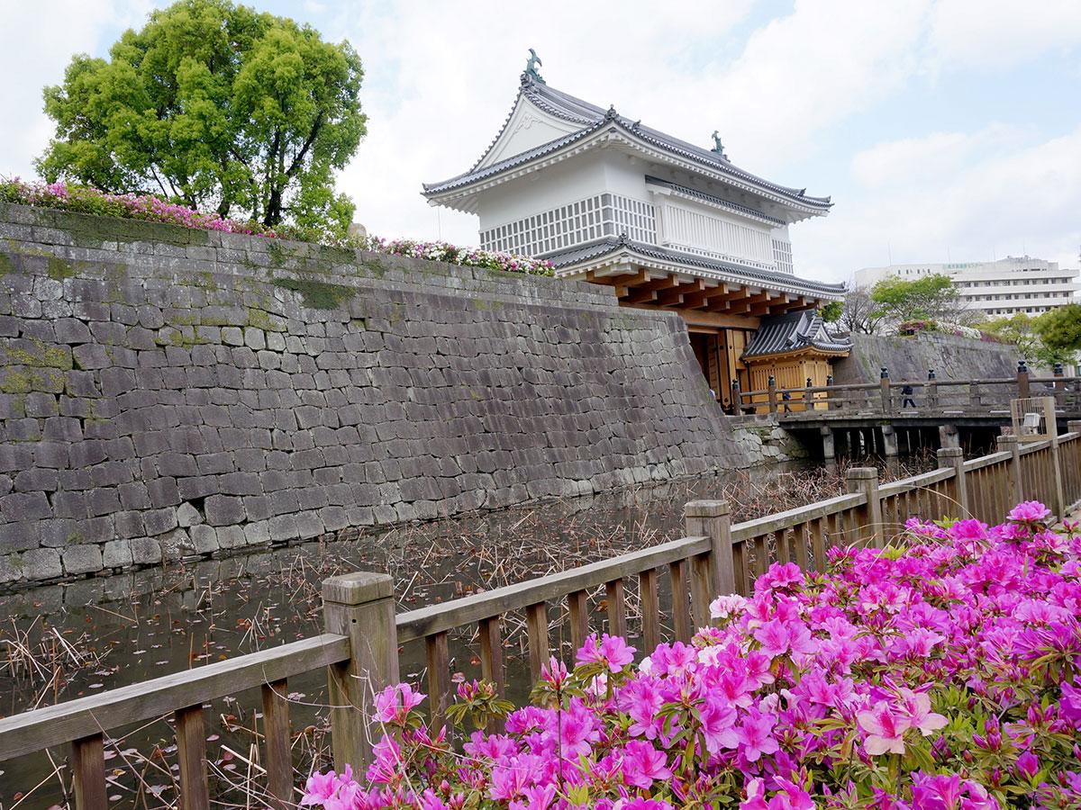 Tsurumaru Castle Ruins (Goromon Gate)_3