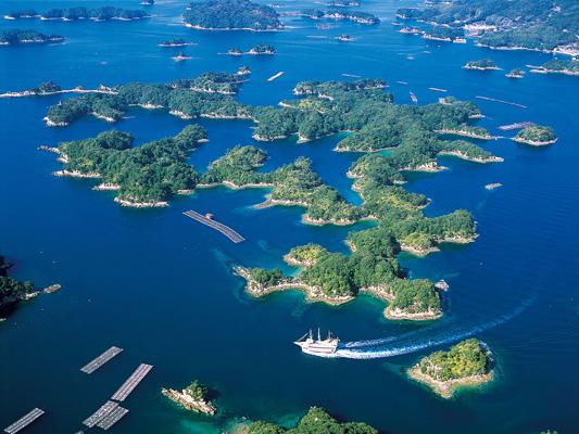 九十九岛珍珠海洋游览区