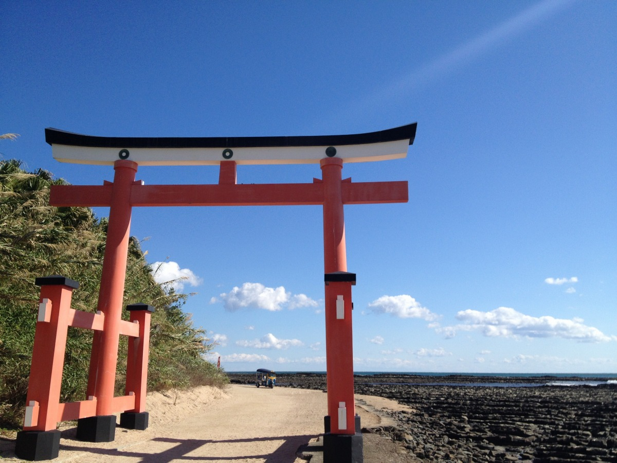 Aoshima-Schrein