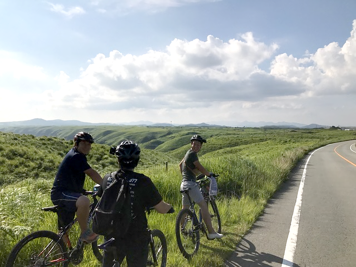 Radfahren-Erlebnis