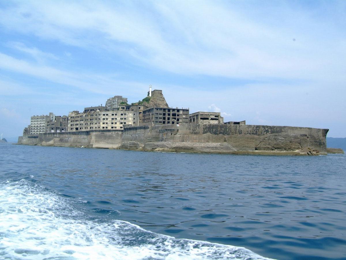 Hashima Island (Gunkanjima, Battleship Island)