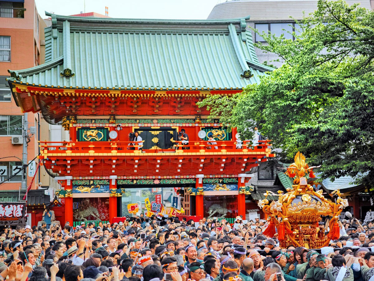 Kanda Shrine (also called