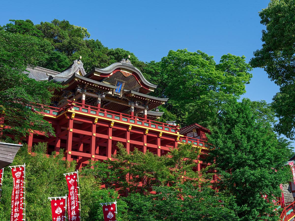 가시마(목각 공방 스기조, 히젠 하마슈쿠, 유토쿠 이나리신사)