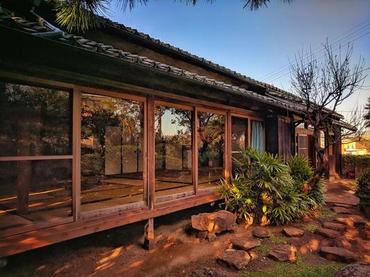 体验古民家——传统日式房屋