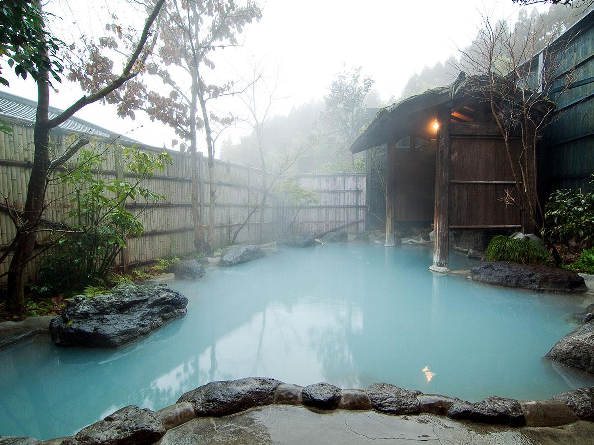 Sources thermales Kurokawa onsen