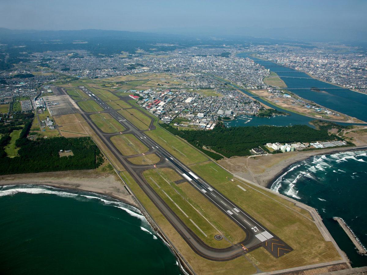 宮崎叶子花机场
