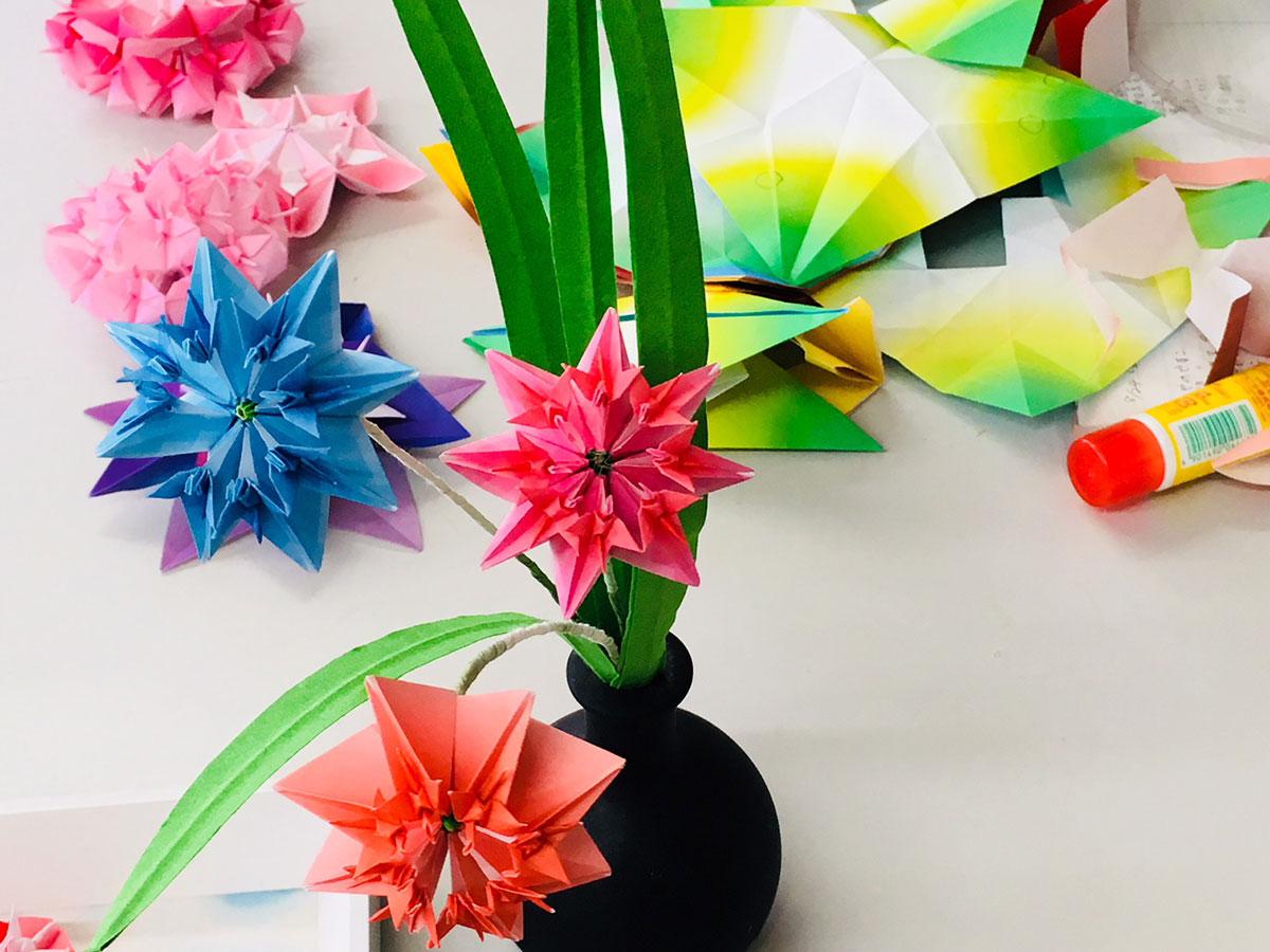Imparare l'origami<br>(Ochanomizu Origami Kaikan)