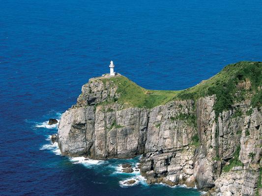 大濑崎灯台及远足小径