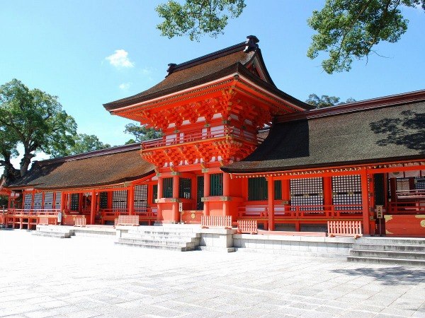 Usa Jingu Shrine