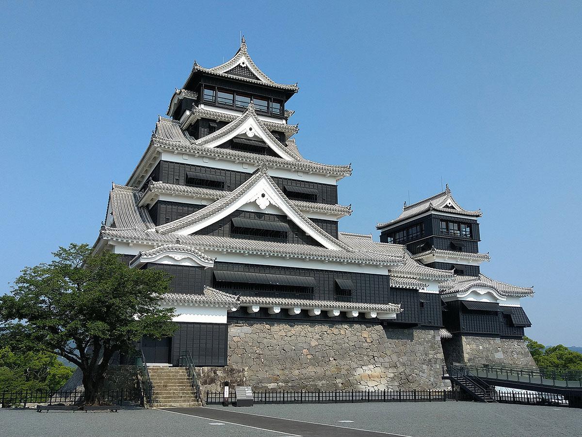 ปราสาทคุมาโมโตะ