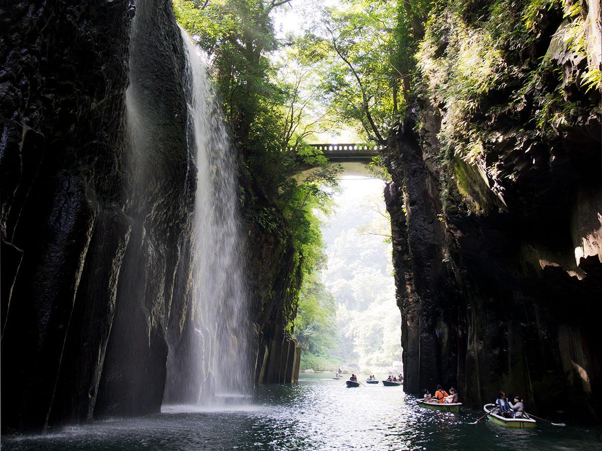 Gorges de Takachiho