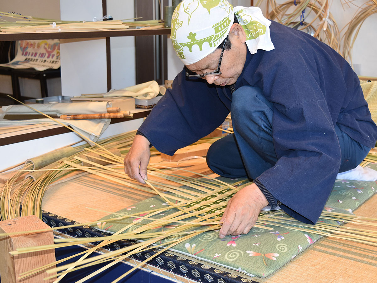 Yame Dento Kogeikan (Yame Traditional Crafts Museum)