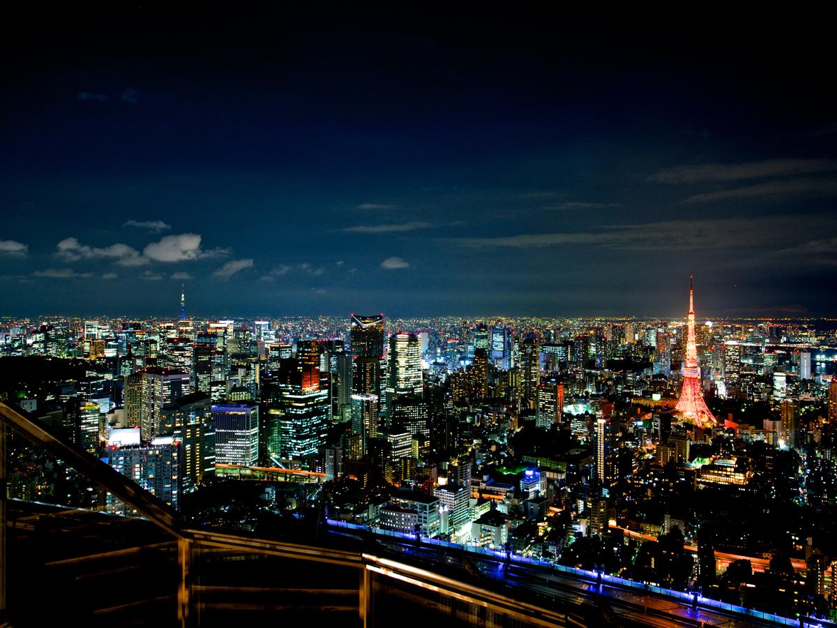 Tokyo City View_2