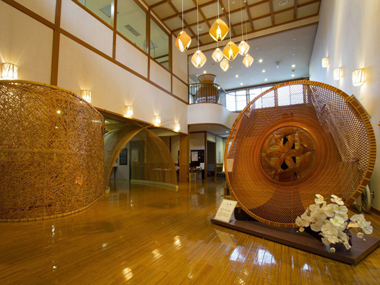 Beppu City Traditional Bamboo Crafts Center_1