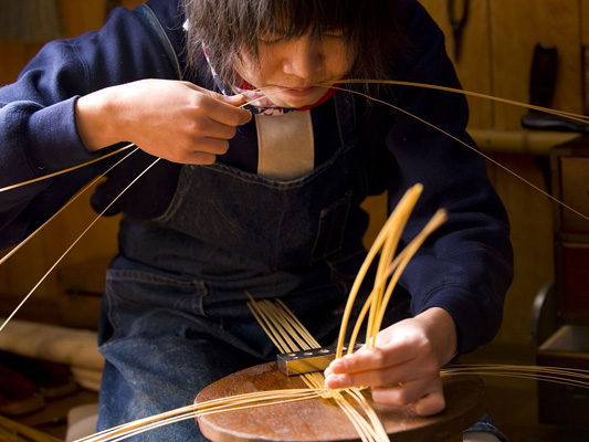 Beppu City Traditional Bamboo Crafts Center_3